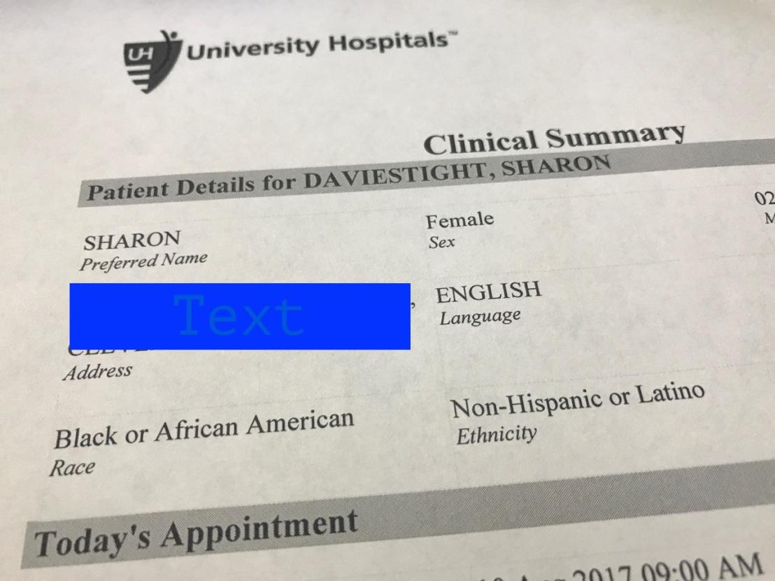 I'm African, African American orLatino