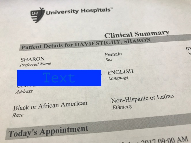 I'M AFRICAN OR LATINO