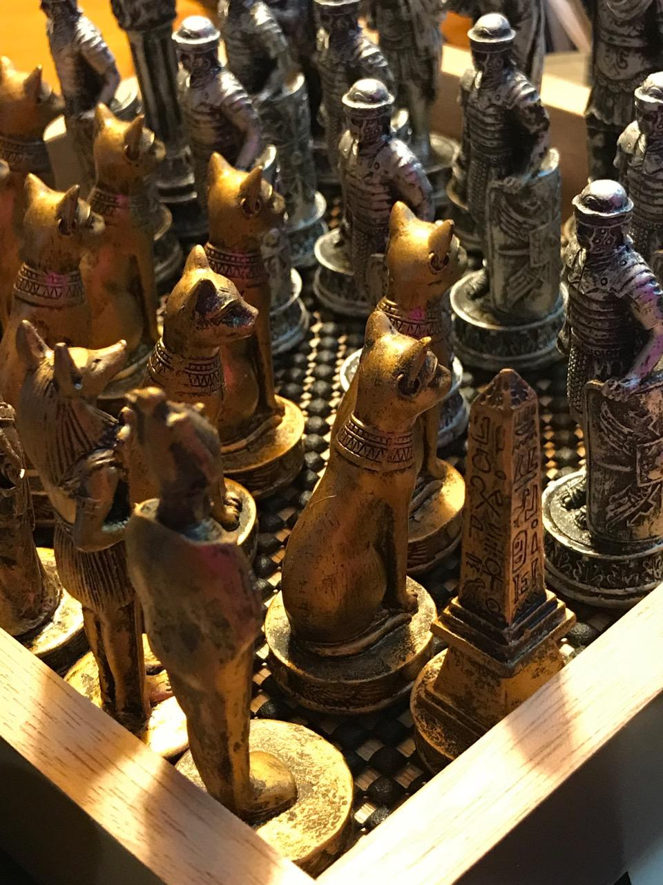 CHESS KINGDOMS SHOWING SOLIDARITY AS THEY WAIT 4