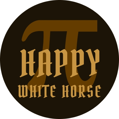 #HAPPY WHITE HORSE