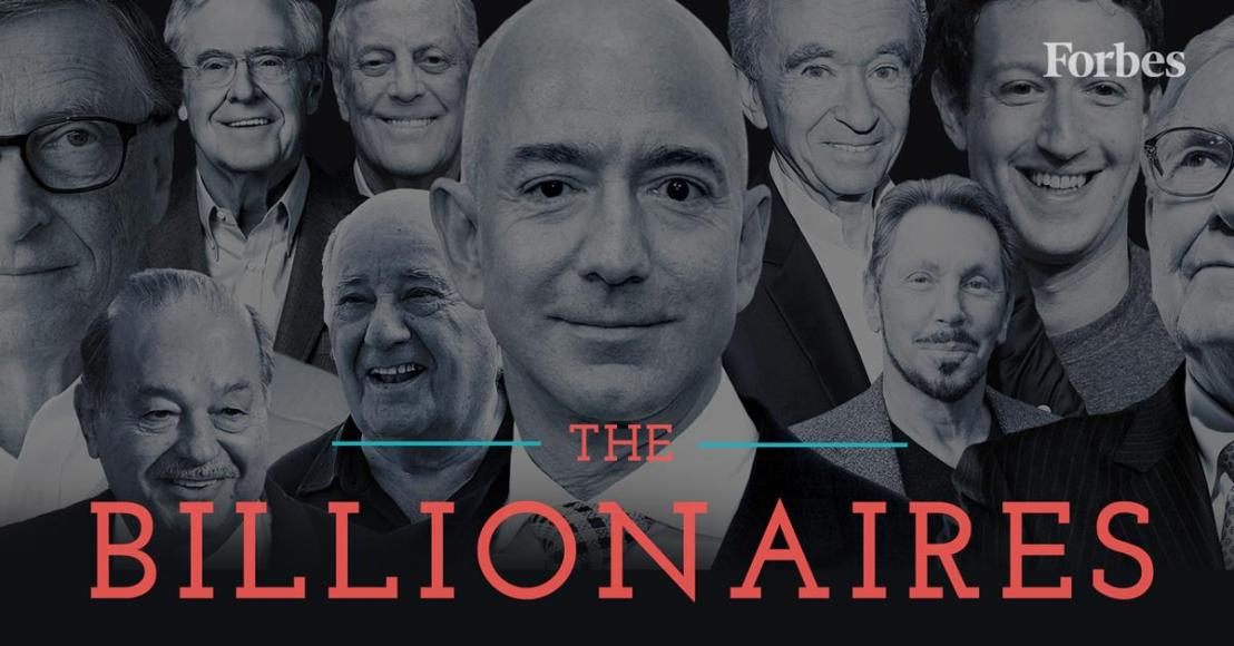 The World's Billionaires2018