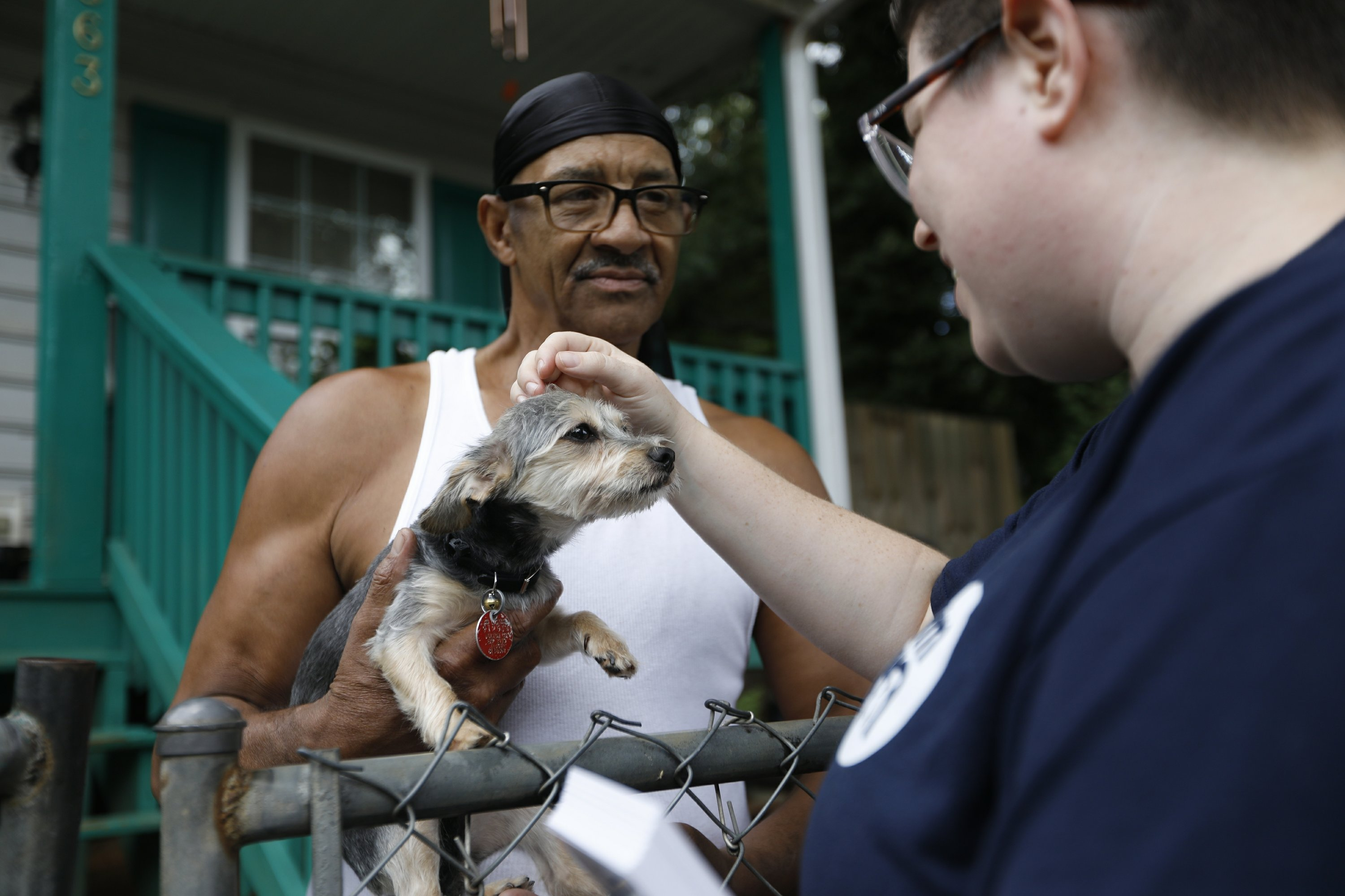 Saving pets: Program lends hand to low-income animal owners