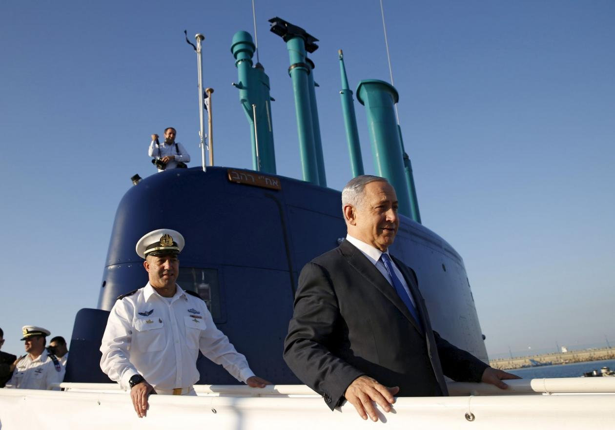 Submarines Are the Key To Israel's Secret Nuclear Weapons Arsenal