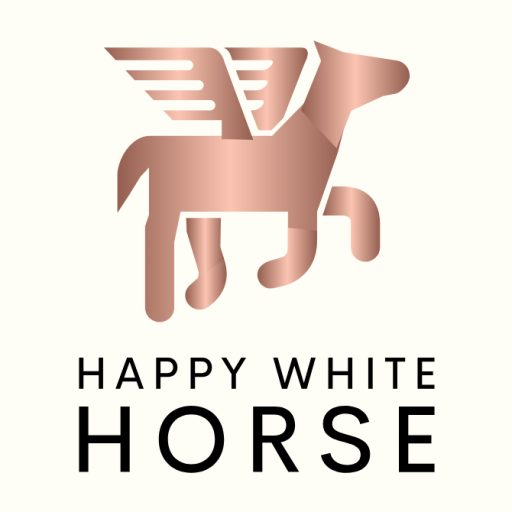 HAPPY WHITE HORSE™