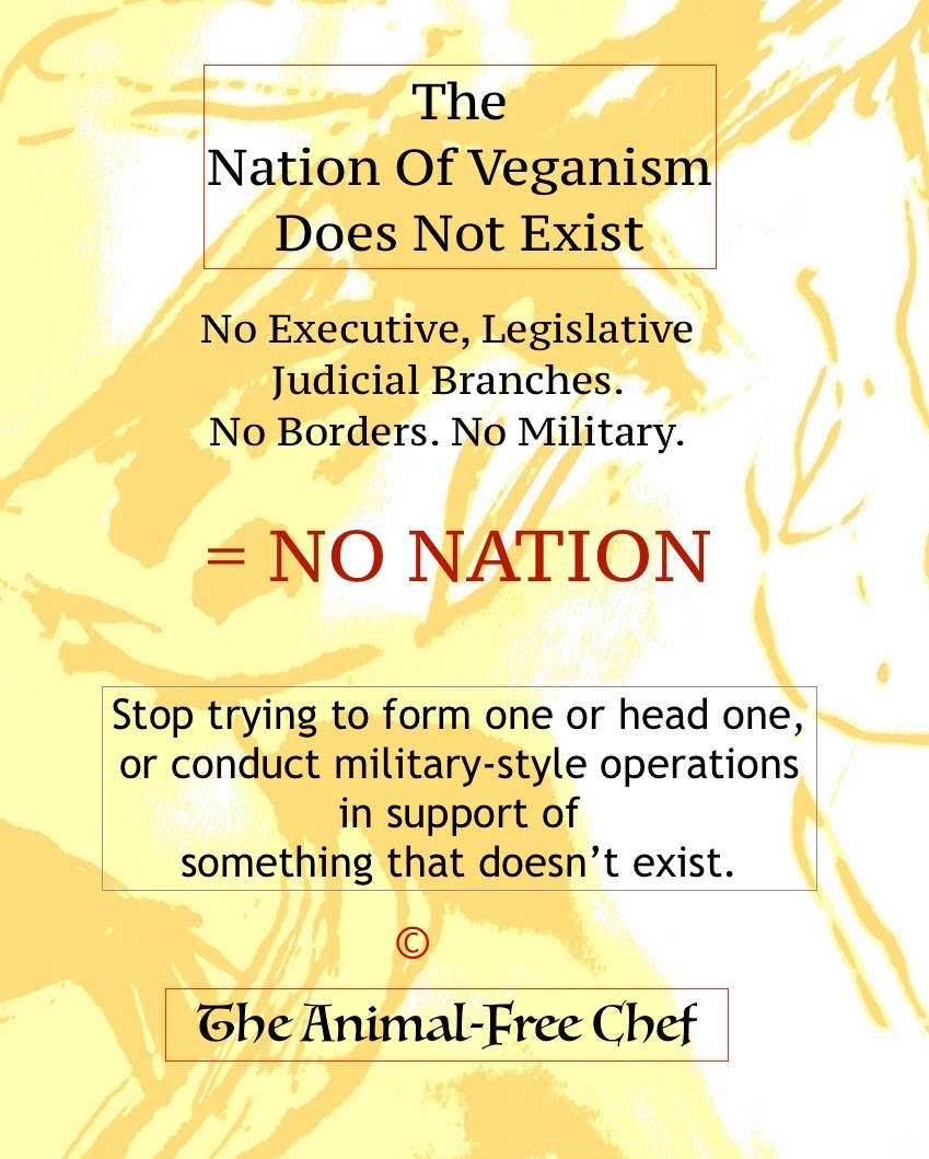 The Nation Of Veganism