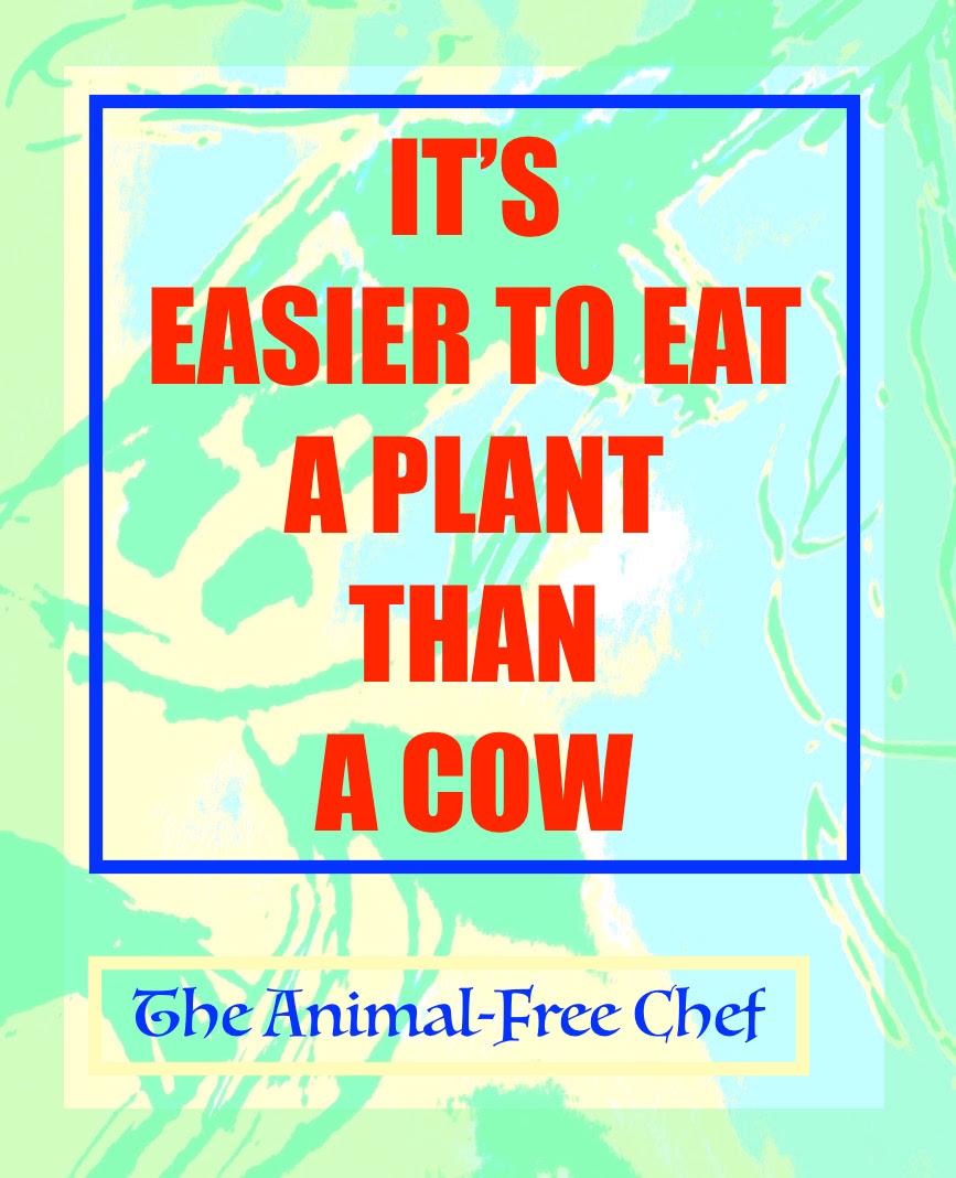 Plant vs Cow