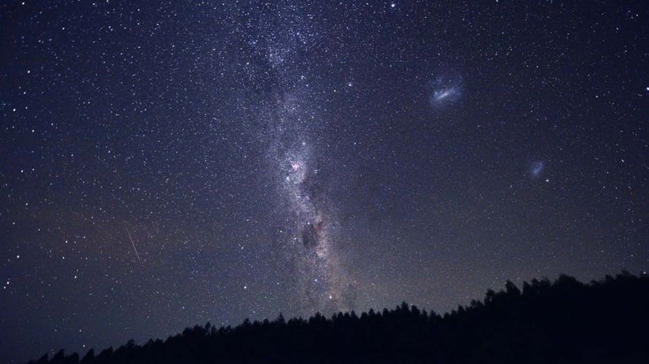 RE: An 'unusual' radio wave sent from the middle of the Milky Way has experts confused